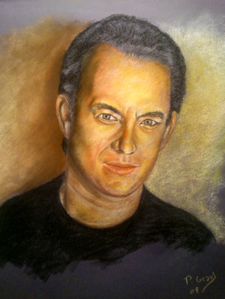 Tom Hanks par pascou